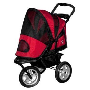 Pet Gear AT3 Generation 2 All-Terrain Pet Stroller Review