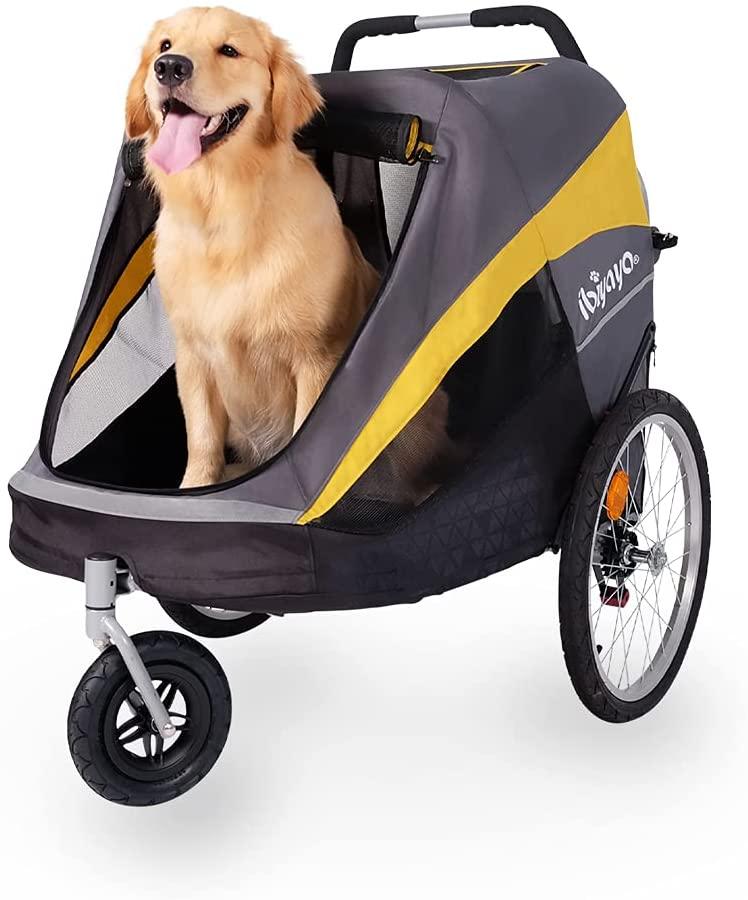 Ibiyaya Large Pet Stroller