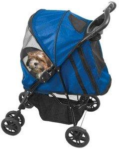 Pet Gear Happy Trails Pet Stroller Review