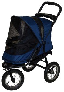 Pet Gear Jogger No-Zip Pet Stroller Review