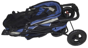 Pet Gear Sportster Pet Stroller Folded
