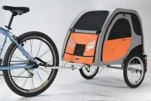 Bike Trailers For Dogs - How to Train Your Dog to Use One