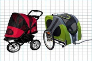 Pet Stroller Dog Bike Trailer Comparison Charts