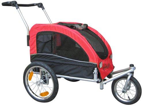 Booyah dog stroller