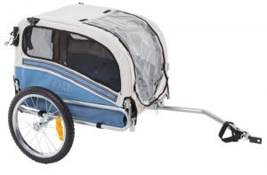 Rage Powersports dog trailer