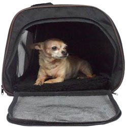 Soft Sided Dog Carrier
