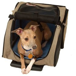 Snoozer small dog Backpack carrier