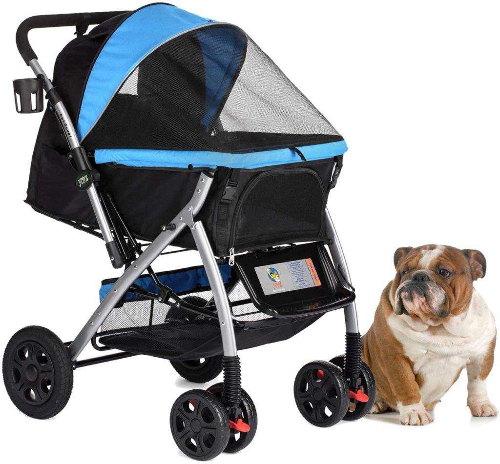 Bulldog stroller HPZ