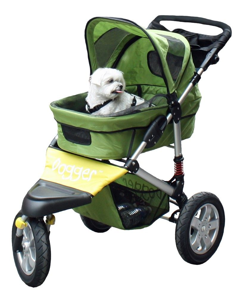 Dogger dog stroller with pet